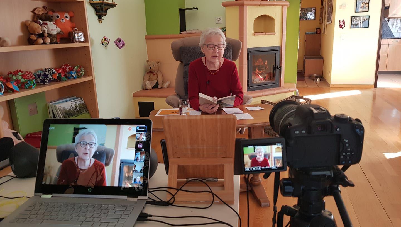 Seniorenrat Dietikon – Lesezirkel einmal anders