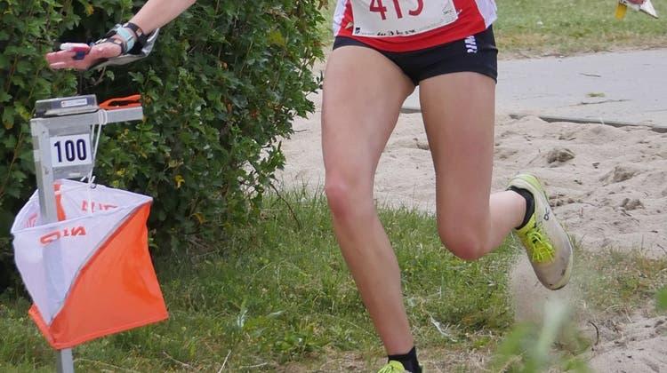 Saisonbeginn der Aargauer Orientierungsläufer