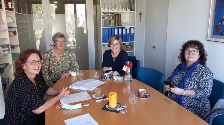 Online-DV des Schweizerischen Katholischen Frauenbunds SKF Luzern