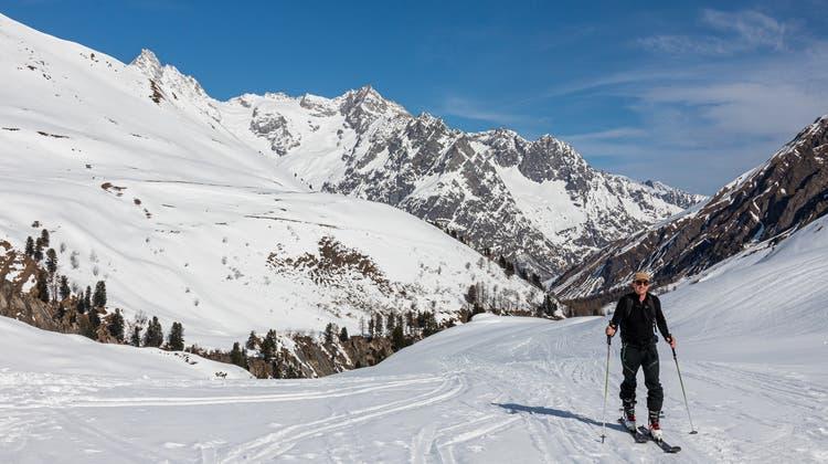 Traumskitouren im Val Ferret