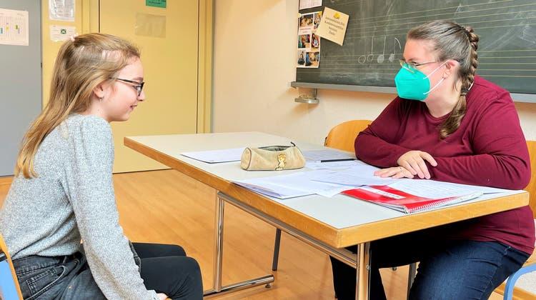 Schlagzeuger dominieren den Musik-Check der Musikschule Region Laufenburg