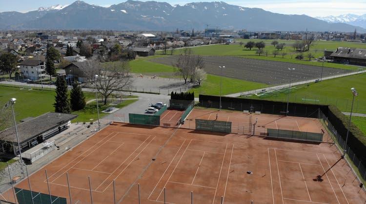 Tennisclub Au boomt trotz Corona