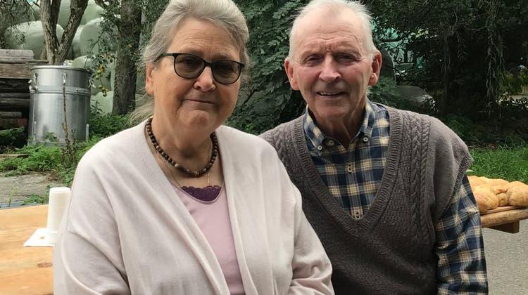 Gratulation zum 55. Hochzeitstag