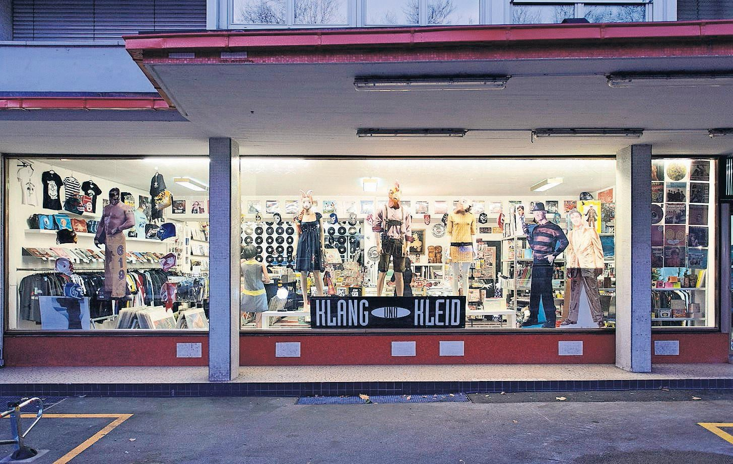 Klang und kleid online shop