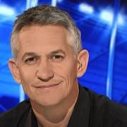 Gary Lineker ist als Moderator für die BBC an der WM im Einsatz. (Bild: PD)