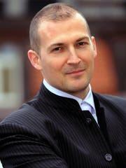 Christian Neff, St.Galler SVP-Stadtparlamentarier.