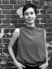 Literarische Debütantin: Katharina Mevissen. (Bild: Denise Sterr)