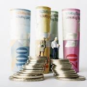 Die SP findet, das Finanzpaket kostet den Mittelstand zu viel. (Symbolbild: Manuela Jans-Koch)