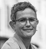St. Gallen - Susan Boos WOZ Redaktionsleiterin