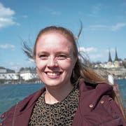 Die Luzernerin Dominique Weber ist engagierte Jubla-Frau. Ihre vielen Verantwortlichkeiten fordern sie täglich aufs Neue. (Bild: Vera Rüttimann, Luzern, 27. Màrz 2019)