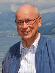 Josef Zwyssig, Pfarrer von Buochs.