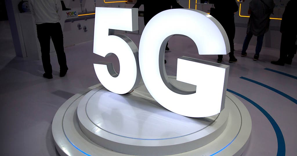 Für 380 Millionen: Swisscom, Salt und Sunrise kaufen 5G-Mobilfunkfrequenzen