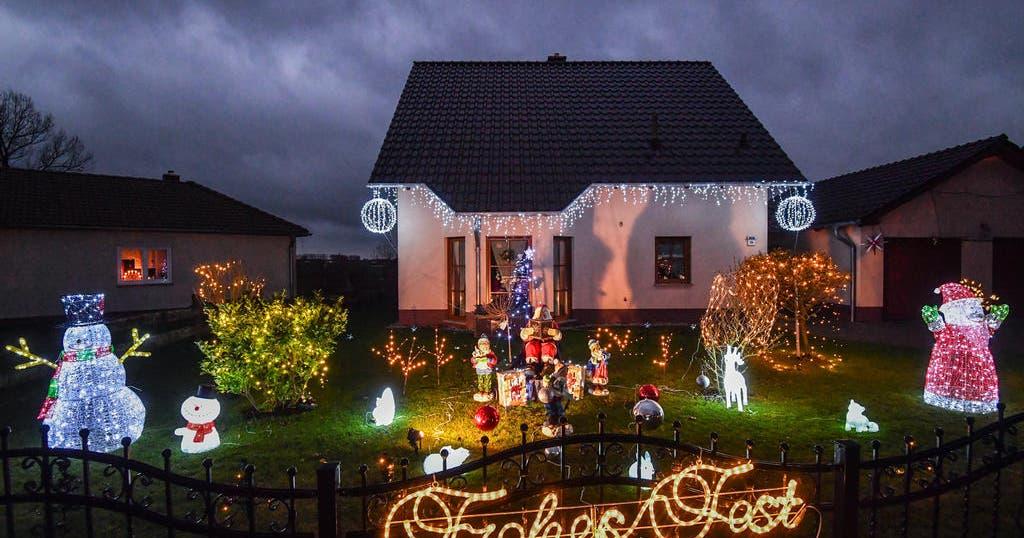 Wann Weihnachtsbeleuchtung.Weihnachtsbeleuchtung Bis Wann Darf Sie Bleiben Luzerner Zeitung