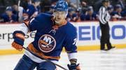 Luca Sbisa wartet noch immer auf einen Vertrag bei den Islanders. (Bild: Keystone)