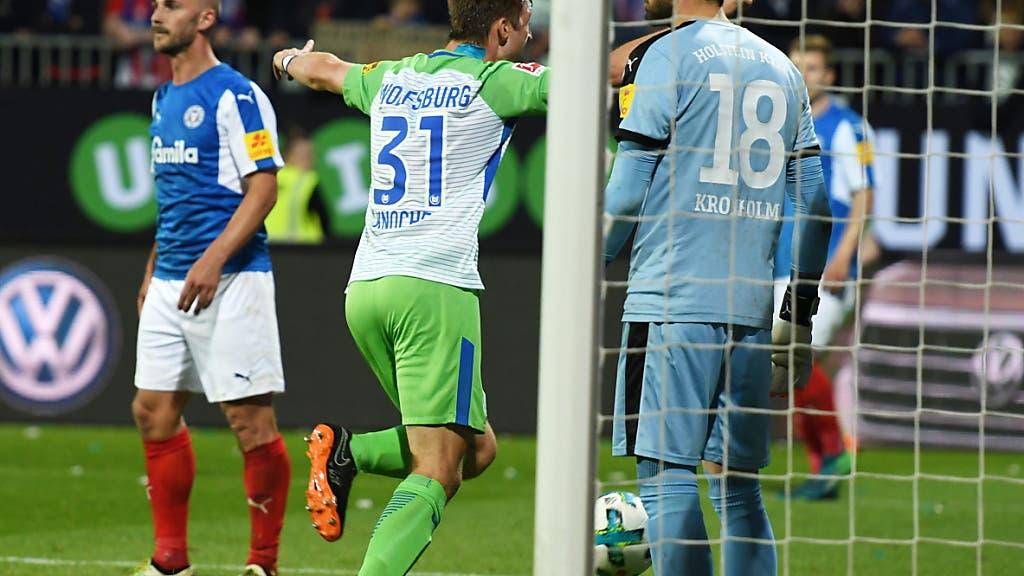 RГјckspiel Kiel Wolfsburg
