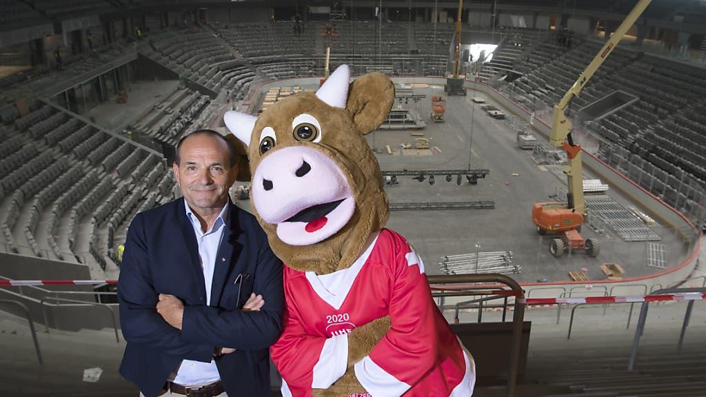 Eishockey Wm 2021 Spielorte