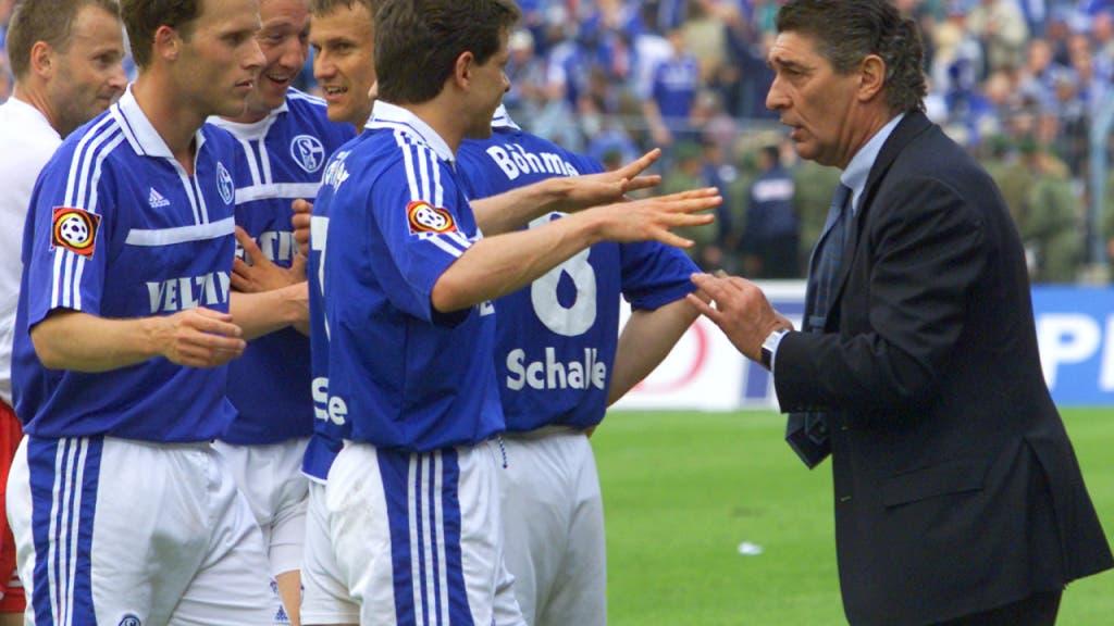 Wann War Schalke Deutscher Meister