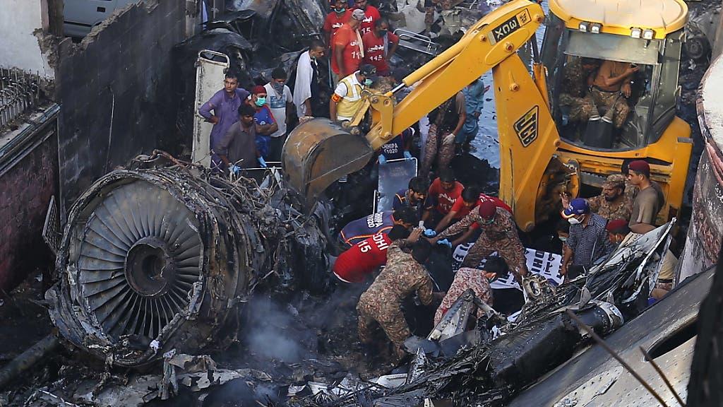Flugzeugabsturz Ursachen