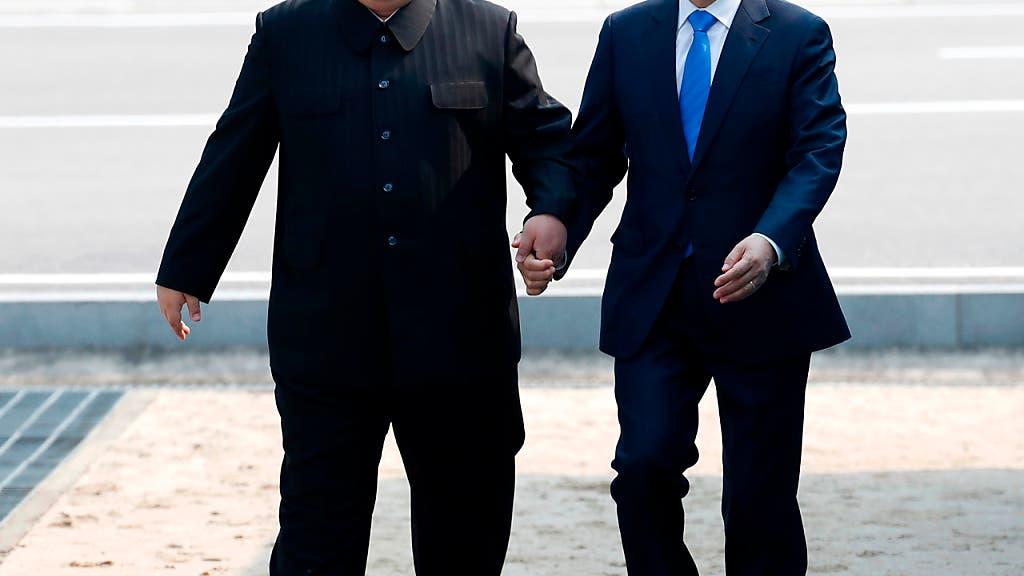 Süd- und Nordkorea sprechen über neue Familientreffen