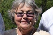 Beatrice Hanhart, Präsidentin des URh-Fördervereins. (Bild: Samuel Koch)