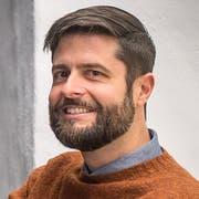 Matthias Wenk. (Bild: Michel Canonica - 22. November 2018)