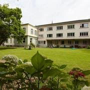 Das an der Luzerner Moosmattstrasse gelegene Institut für Heilpädagogik und Psychotherapie. (Bild: Emanuel Ammon/Aura)