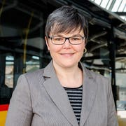 Katharina Merkle, Postauto-Mediensprecherin. (Bild: PD)