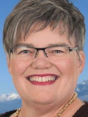 Therese Rotzer, Kantonalpräsidentin der CVP Nidwalden. (Bild: PD)
