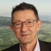 Reto Friedauer, Gemeindepräsident St.Margrethen.
