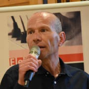 Anton Felder, Wega Energiemanagement. (Bild: Urs M. Hemm)
