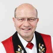 Richard Huwiler, Präsident des Zentralschweizerischen Jodlerverbandes. (Bild: PD)