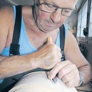 Ein Weissküfer bei der Arbeit. Bild: APZ