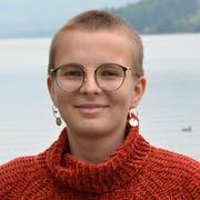 Mirjam Hostetmann weiss noch nicht, ob die SP sie unterstütz: «Ich finde es schlimm, dass gerade in der heutigen, von der Klimadiskussion geprägten Zeit niemand zur Wahl steht, der links politisiert.» (Bild: Franziska Herger, Sarnen, 23. August 2018)