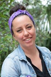 Jenny Heeb, St.Galler SP-Stadtparlamentarierin. (Bild: Ralph Ribi)