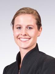 Céline Huber, CVP-Landrätin, Altdorf.