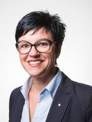 Karin Gaiser, CVP-Landrätin, Erstfeld.