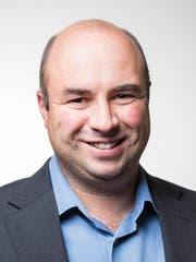 Daniel Furrer, CVP-Landrat, Erstfeld.