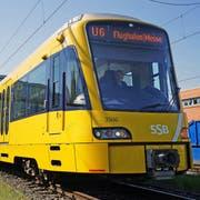 Eine Stuttgarter Stadtbahn der dritten Generation von Stadler. Dieses Fahrzeug entstammt der ersten Tranche, deren 20 Bahnen zwischen 2012 und 2014 gebaut wurden. (Bild: PD)