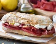 Mit italienischen Sandwiches in der Offensive: Panino Giusto. (zvg)