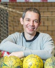 Der freigestellte Trainer Martin Gerstenecker