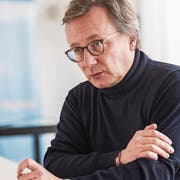 Graeme Maxton, Generalsekretär des Club of Rome. (Nadia Schärli/LZ)