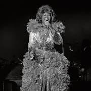 Aretha Franklin gilt als «Queen of Soul». Sie starb am 16. August. (Bild: Keystone)
