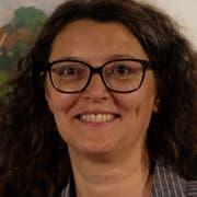Helga Sandl, Kuratorin. (Bild: Thomas Brack)