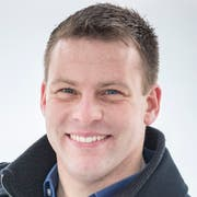 Andreas Elliker, Stadtrat und interimistischer Captain FC Gemeinderat. (Bild: Andrea Stalder)