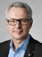 Dölf Biasotto, Regierungsrat und oberster Böllerschütze von Urnäsch. Bild: PD