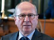 Regierungsrat Fredy Fässler. (Bild: Regina Kühne)