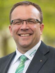 Felix Keller, Präsident FDP-Fraktion im St.Galler Stadtparlament.