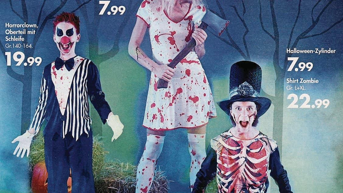 Halloween Kostueme Karstadt.Der Horror Hype