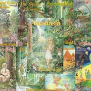 Die Buchcover der umstrittenen Anastasia-Bücher. (Bild: PD)
