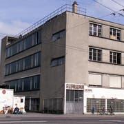 Das Gewerbegebäude an der Tribschenstrasse in Luzern. Archivbild 2013